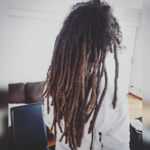Dreadlocks removal Adelaide before